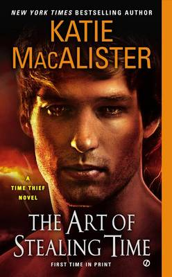 Art of Stealing Time by Katie MacAlister