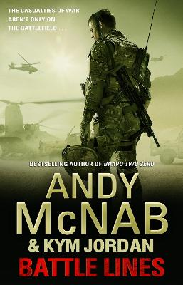 Battle Lines by Andy McNab