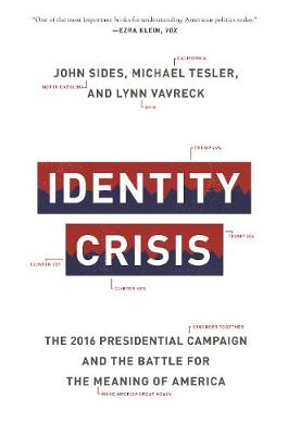 Identity Crisis: The 2016 Presidential Campaign and the Battle for the Meaning of America by John Sides