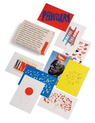 Alan Fletcher; 100 Maverick Postcards by Phaidon
