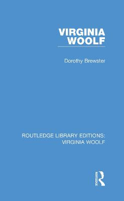 Virginia Woolf book