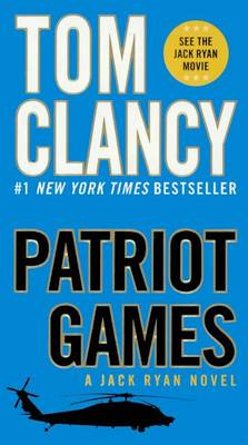 Patriot Games book