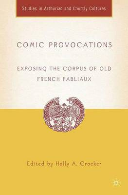 Comic Provocations book