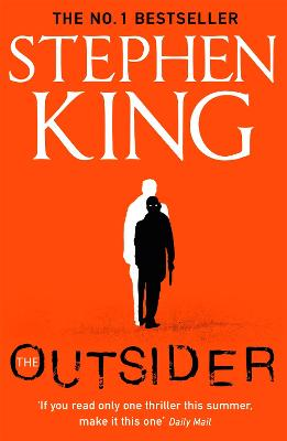 The The Outsider by Stephen King