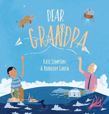 Dear Grandpa by Kate Simpson