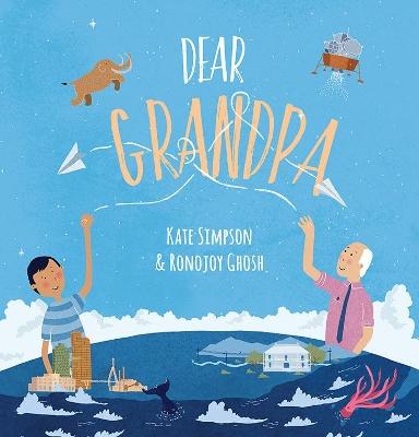 Dear Grandpa by Kate Simpson