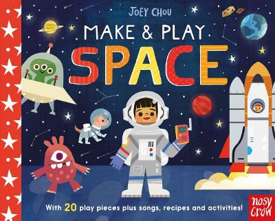 Make and Play: Space by Joey Chou