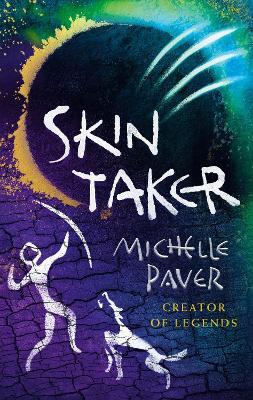 Skin Taker book