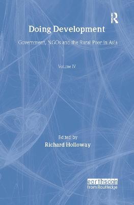Doing Development by Richard Holloway