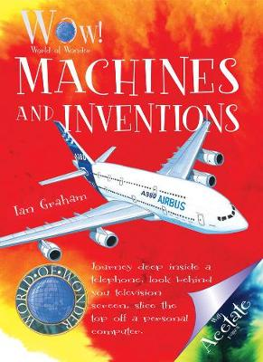 Machines And Inventions by Ian Graham