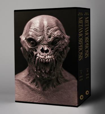 Rick Baker: Metamorphosis: Vol 1: 1950-1989, Vol 2: 1990-2019 by J. W. Rinzler