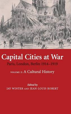 Capital Cities at War: Volume 2, A Cultural History book
