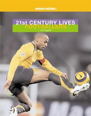 Footballers by Liz Gogerly