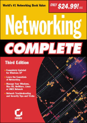 Networking Complete book
