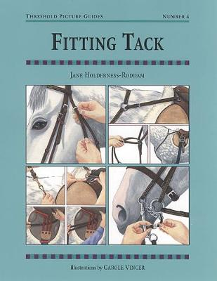 Fitting Tack by Jane Holderness-Roddam