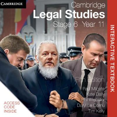 Cambridge Legal Studies Stage 6 Year 11 Digital Card book