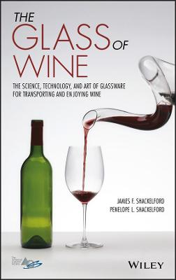 The Glass of Wine by James F. Shackelford