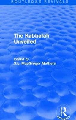 Kabbalah Unveiled book