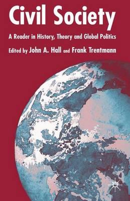 Civil Society by John A. Hall