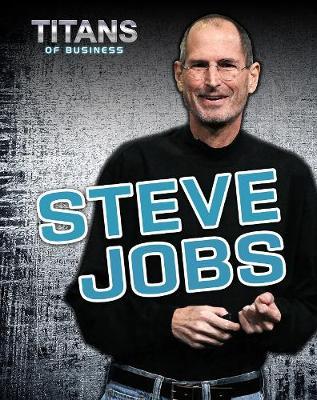 Steve Jobs by Nick Hunter