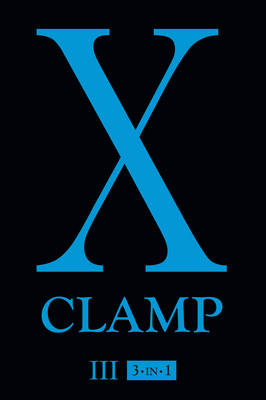 X, Vol. 3 by CLAMP