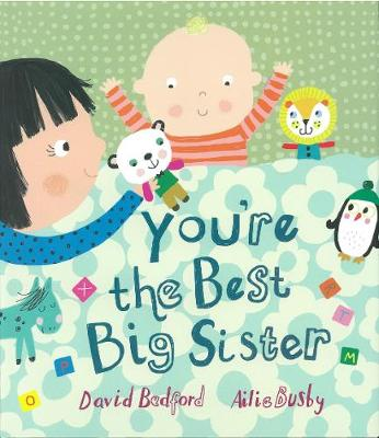 You'Re the Best Big Sister by David Bedford