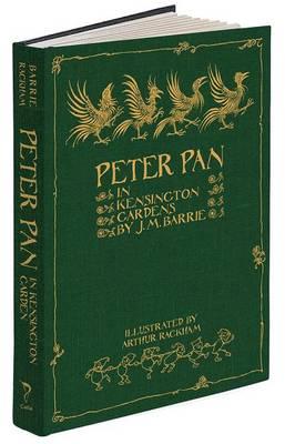 Peter Pan in Kensington Gardens by Sir J. M. Barrie