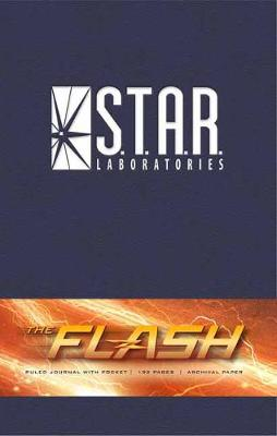 Flash: S.T.A.R. Labs Hardcover Ruled Journal by Insight Editions