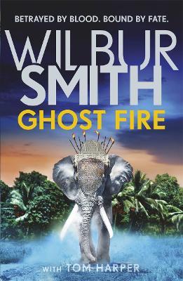Ghost Fire book