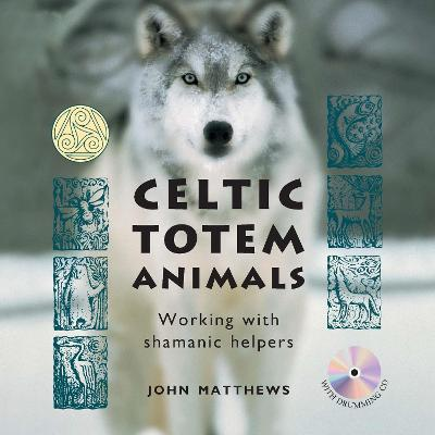 Celtic Totem Animals: Working with Shamanic Helpers by John Matthews