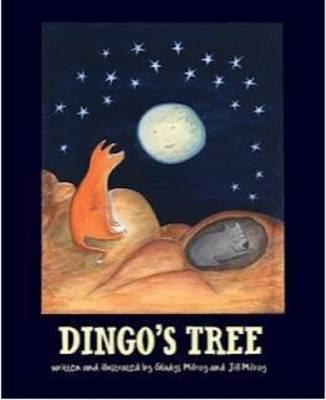 Dingo's Tree book