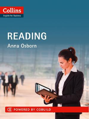 Business Reading by Anna Osborn