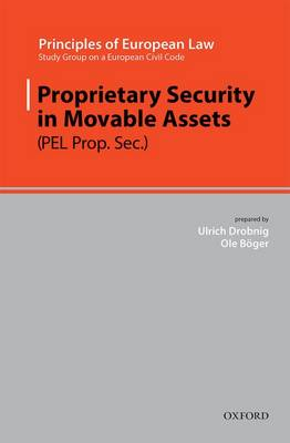 Proprietary Security in Movable Assets book