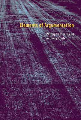 Elements of Argumentation by Philippe Besnard