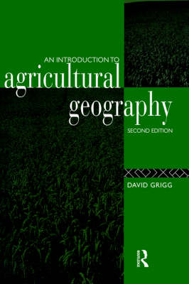 Introduction to Agricultural Geography book