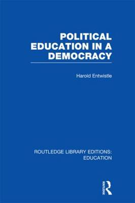 Political Education in a Democracy book
