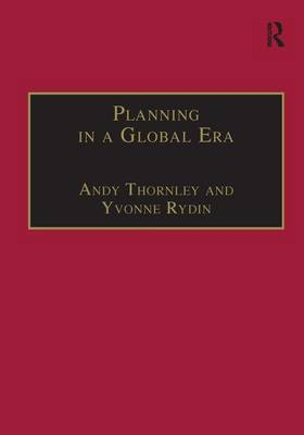 Planning in a Global Era book