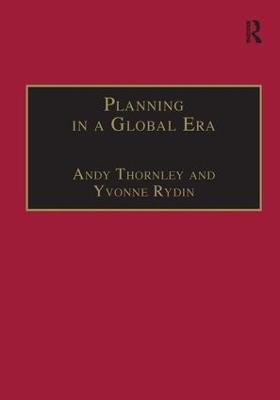 Planning in a Global Era book
