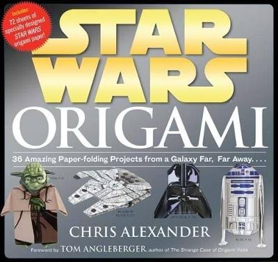 Star Wars Origami by Chris Alexander
