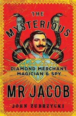 Mysterious Mr Jacob book