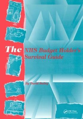 NHS Budget Holder's Survival Guide book