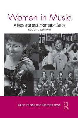 Women in Music book