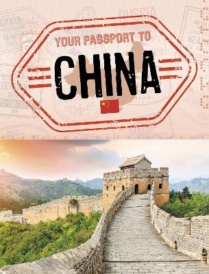Your Passport to China by Douglas Hustad