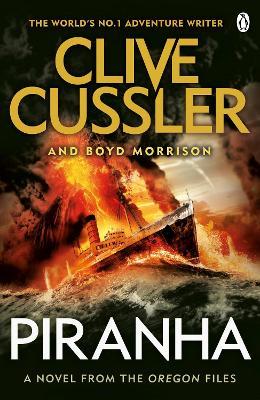 Piranha by Clive Cussler