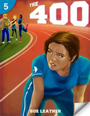 The 400: Page Turners 5 by Sue Leather