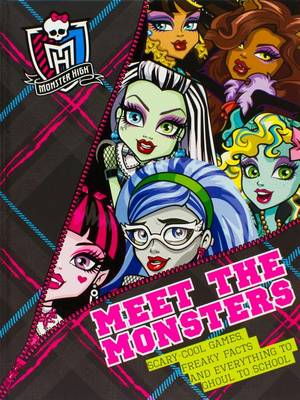 Meet the Monsters by Parragon