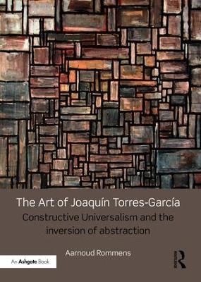 Art of Joaquin Torres-Garcia book