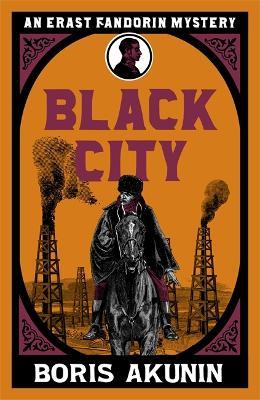 Black City by Boris Akunin