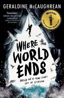 Where the World Ends by Geraldine McCaughrean