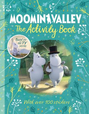 Moominvalley: The Activity Book by Amanda Li